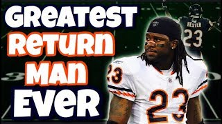 Download Meet the GREATEST ″Return Man″ Of All Time Video