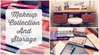 Download My Makeup Collection & Storage | Zoella Video