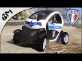 Download GTA 5 - LSPDFR - WTF - Renault TWIZY - Police Nationale - Patrouille 32 Video