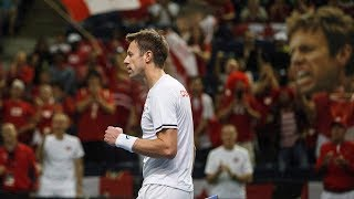 Download The Many Faces of Daniel Nestor Video