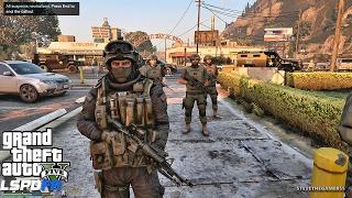 Download GTA 5 LSPDFR 0.3.1 - EPiSODE 355 - LET'S BE COPS - SHERIFF SWAT PATROL (GTA 5 REAL LIFE POLICE MOD) Video