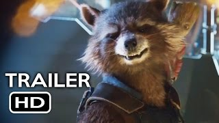 Download Guardians of the Galaxy Vol. 2 Official Trailer #1 (2017) Chris Pratt Sci-Fi Action Movie HD Video