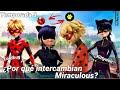 Download ¿Por qué Marinette y Adrien intercambiarán sus Miraculous? Lordbug y Kitty Noir | Miraculous Ladybug Video