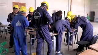 Download Vocational training gives young people in Madagascar a way out of gang crime Video