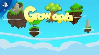 Download Growtopia - Launch Trailer | PS4 Video