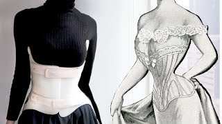 Download I Grew Up in a Corset. Time to Bust Some Myths. (Ft. Actual Research) Video