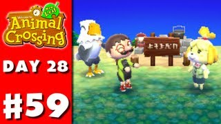 Download Animal Crossing: New Leaf - Part 59 - Campsite (Nintendo 3DS Gameplay Walkthrough Day 28) Video