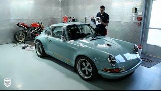 Download Singer Porsche: Detail & Review Video