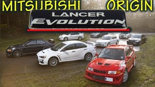 Download ★ Mitsubishi Lancer Evolution History : Everything YOU need to know! ★ Video