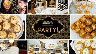 Download Glitter & Gold New Year's Eve Party | Collab with Simply Cher Cher Video
