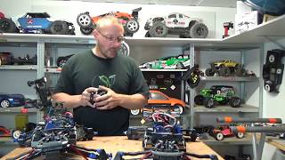 Download TRAXXAS E REVO 1 ET E REVO 2 côte à côte Video