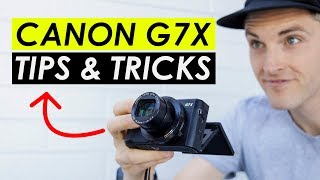 Download Canon G7X Mark II Tutorial — 7 Tips and Tricks Video