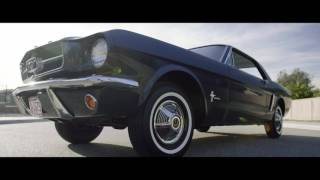 Download 1965 Ford Mustang // Serial No. 00002 // Mecum Indy 2017 Video