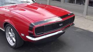 Download 1968 Chevrolet Camaro RS/SS $48,900.00 Video