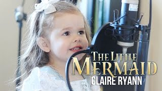 Download Part of Your World - Little Mermaid (Claire at 3 Years Old) Video