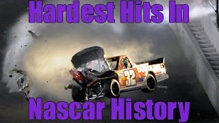 Download Hardest Hits In Nascar History Video
