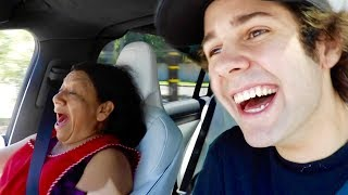 Download GRANDMAS FIRST TIME IN $150,000 CAR!! (FREAKOUT) Video
