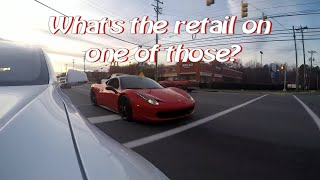 Download Street Racing - When you leave your son with a Tesla P85D! Video