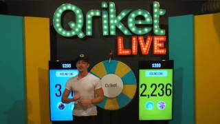 Download QriketLIVE Replay #41 - Free Play $200 Game Video