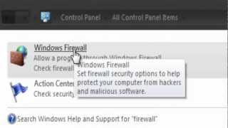Download How to Block Internet Access of an Application through Firewall Video