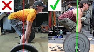 Download DEADLIFT BIGGER: How to Fix Hips Rising EARLY & Protect Your Back (Ft. ZNA Productions) Video