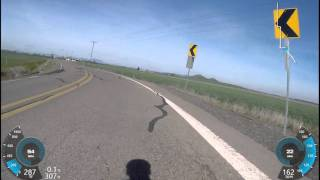 Download Revenge of the Disc Time Trial 2016 - Brownsville Oregon Video