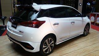 Download 📹 V-Log | 2018 Toyota New Yaris TRD Sportivo (White) Video
