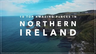 Download 10 Amazing Places in Northern Ireland Video