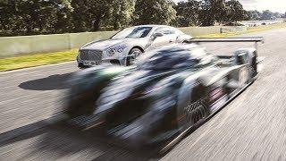 Download Bentley Continental GT vs Bentley Speed 8   Top Gear: Series 26 Video