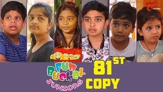 Download Fun Bucket JUNIORS | HAPPY NEW YEAR 2019 | Episode 81 | Kids Funny Videos | By Sai Teja - TeluguOne Video
