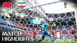 Download Morocco v IR Iran - 2018 FIFA World Cup Russia™ - MATCH 4 Video