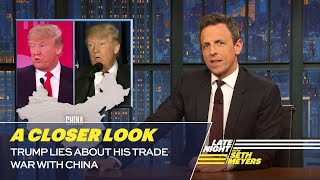 Download Trump Lies About His Trade War with China: A Closer Look Video