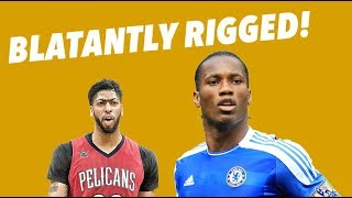 Download FIVE BLATANTLY RIGGED MOMENTS IN SPORTS - PART 4 Video