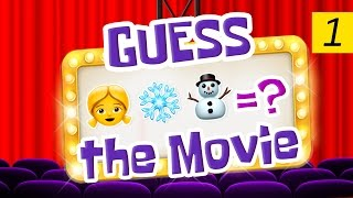 Download Can You Guess All The Movies? | Emoji Challenge 1 😃 Video