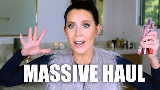 Download MASSIVE DRUGSTORE MAKEUP HAUL Video