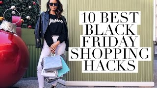 Download Top 10 Black Friday Shopping Hacks | Aja Dang Video