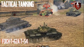 Download Tactical Tanking Foch T-62A T-54 World of Tanks Blitz Video