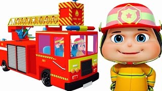 Download Zool Babies As Fire Fighters - Part 2 | Cartoon Animation For Children | Comedy Series For Kids Video