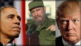 Download TRUMP WAITS UNTIL AFTER OBAMA SPEAKS ON CASTRO, THEN SHOWS WHAT A REAL LEADER DOES Video