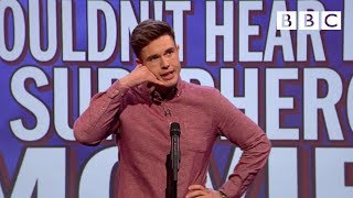 Download Lines you wouldn't hear in a superhero movie | Mock the Week - BBC Video