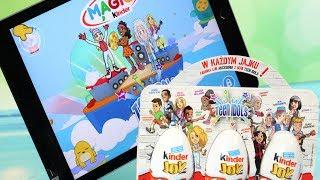 Download Kinder Joy | Teen Idols + Aplikacja | Bajki, gry dla dzieci i unboxing Video