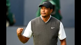 Download The 147th Open - Tiger Woods Saturday highlights Video