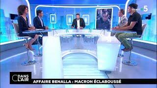 Download Affaire Benalla : Macron éclaboussé #cdanslair 19.07.2018 Video