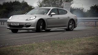 Download Resident Evil? Diesel power in a Porsche Panamera - /CHRIS HARRIS ON CARS Video