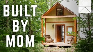 Download The Tiny Home Built By A Bad-Ass Single Mom Video