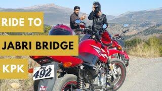Download Yamaha YBR 125 G Mountains Off Road Trip to Jabri Bridge Video