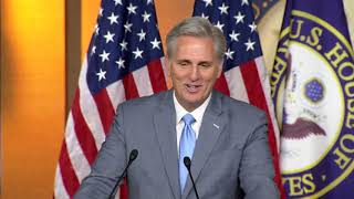 Download THEY WON'T STOP: Kevin McCarthy Says Democrats Want To DESTROY President Trump Video