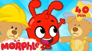 Download Teddy Bears Everywhere - My Magic Pet Morphle   Cartoons For Kids   Morphle TV   Mila & Morphle Video