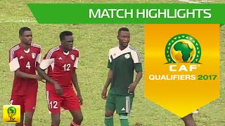Download Sierra Leone vs Sudan | Africa Cup of Nations Qualifiers 2017 Video