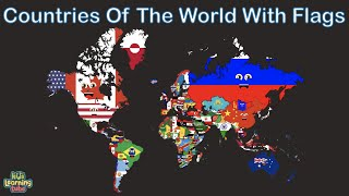 Download Countries Of The World With Flags/Countries Of The World Song Video